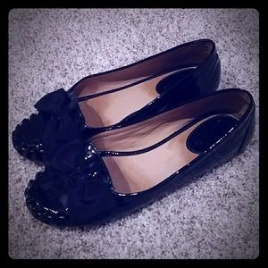 Kate Spade Bow Loafers